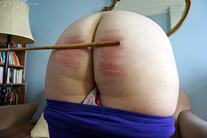 As tingy cold caning for Nimue Allen by Molly Malone