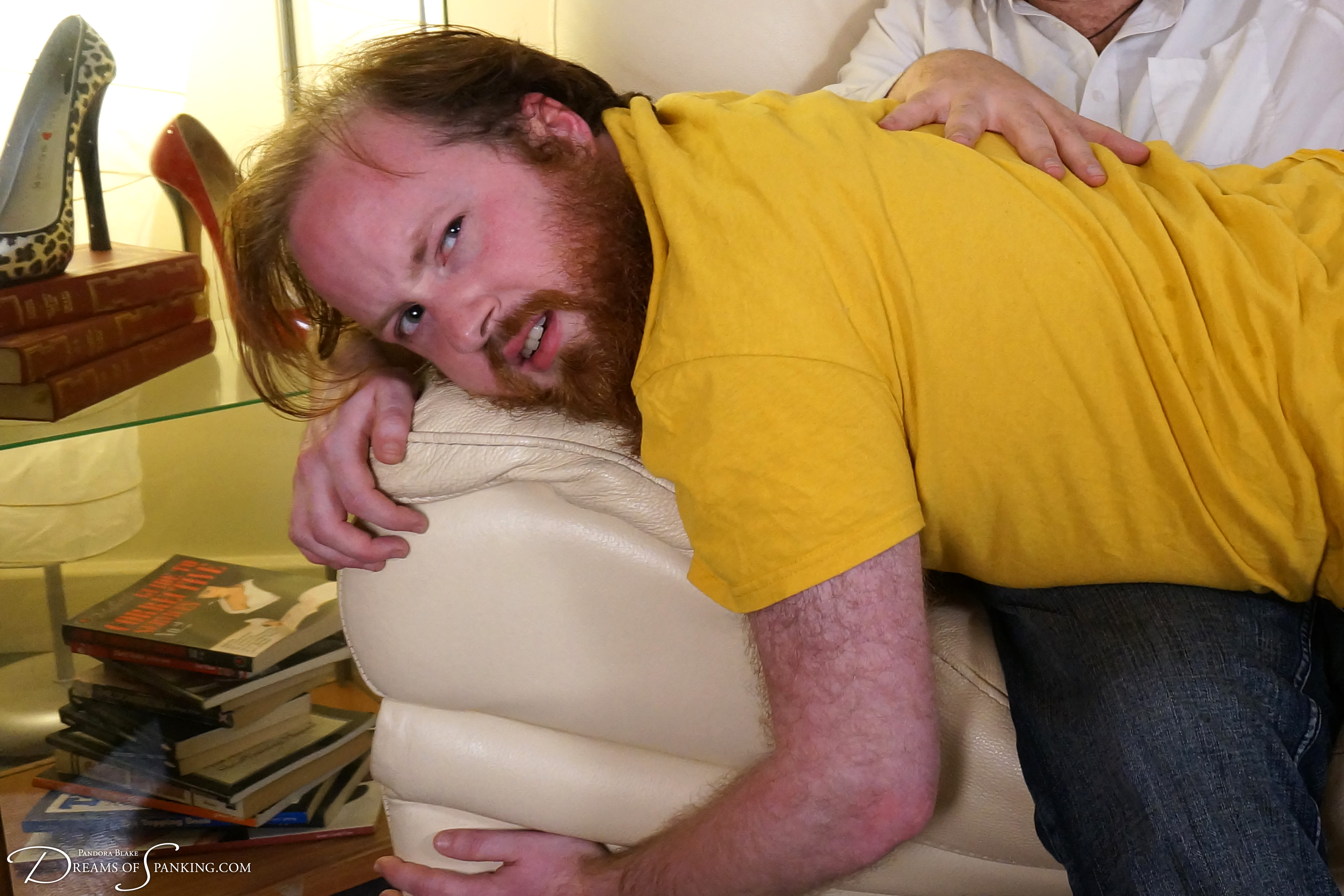 Brotherly Love - Ron Beastly and Seani Love at Dreams of Spanking