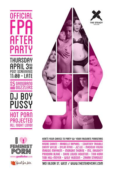 The official FPA 2014 After Party at the Steady Cafe and Bar