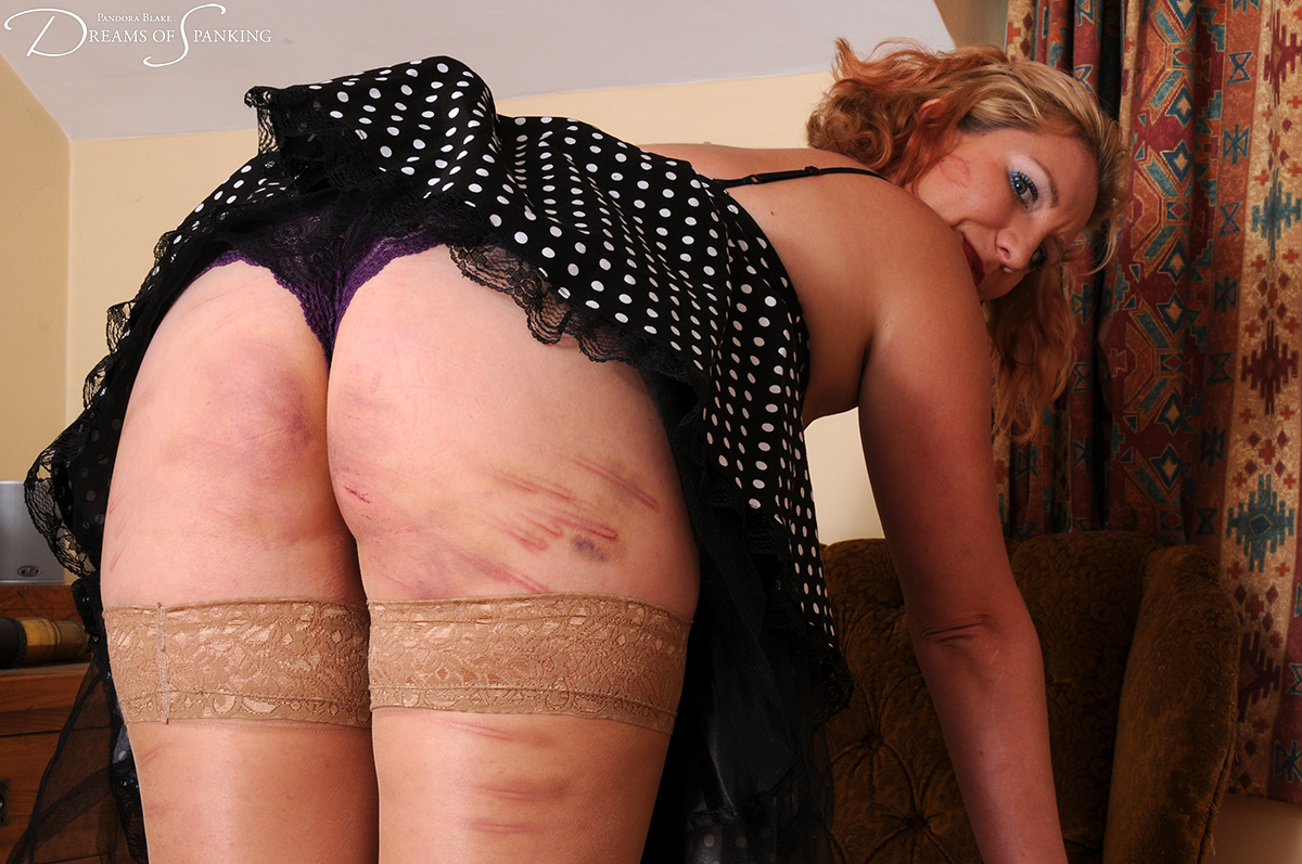 Molly Malone and Zoe Montana at Dreams of Spanking