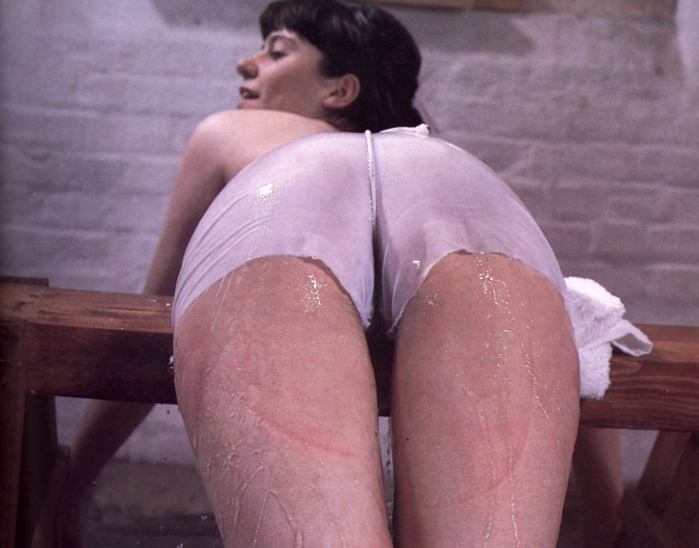 Reformatory girl caned over wet knickers - Blushes magazine
