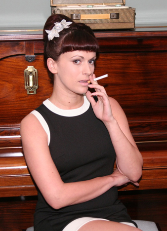 Leia-Ann Woods at Dreams of Spanking