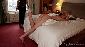 Ariel's Sponsored Caning at Dreams of Spanking