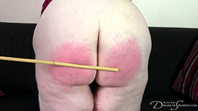 Jillian's Sponsored Caning at Dreams of Spanking