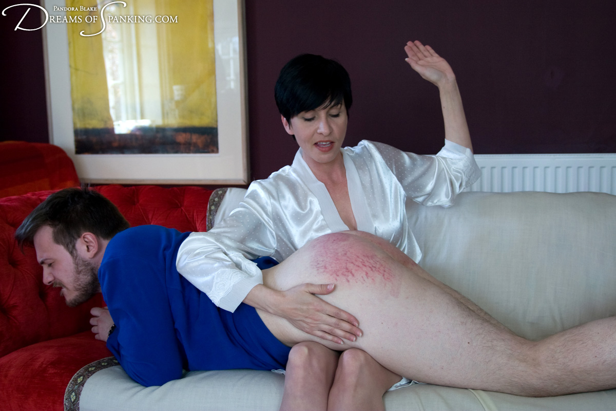 Think, that future husband promises to spank pity