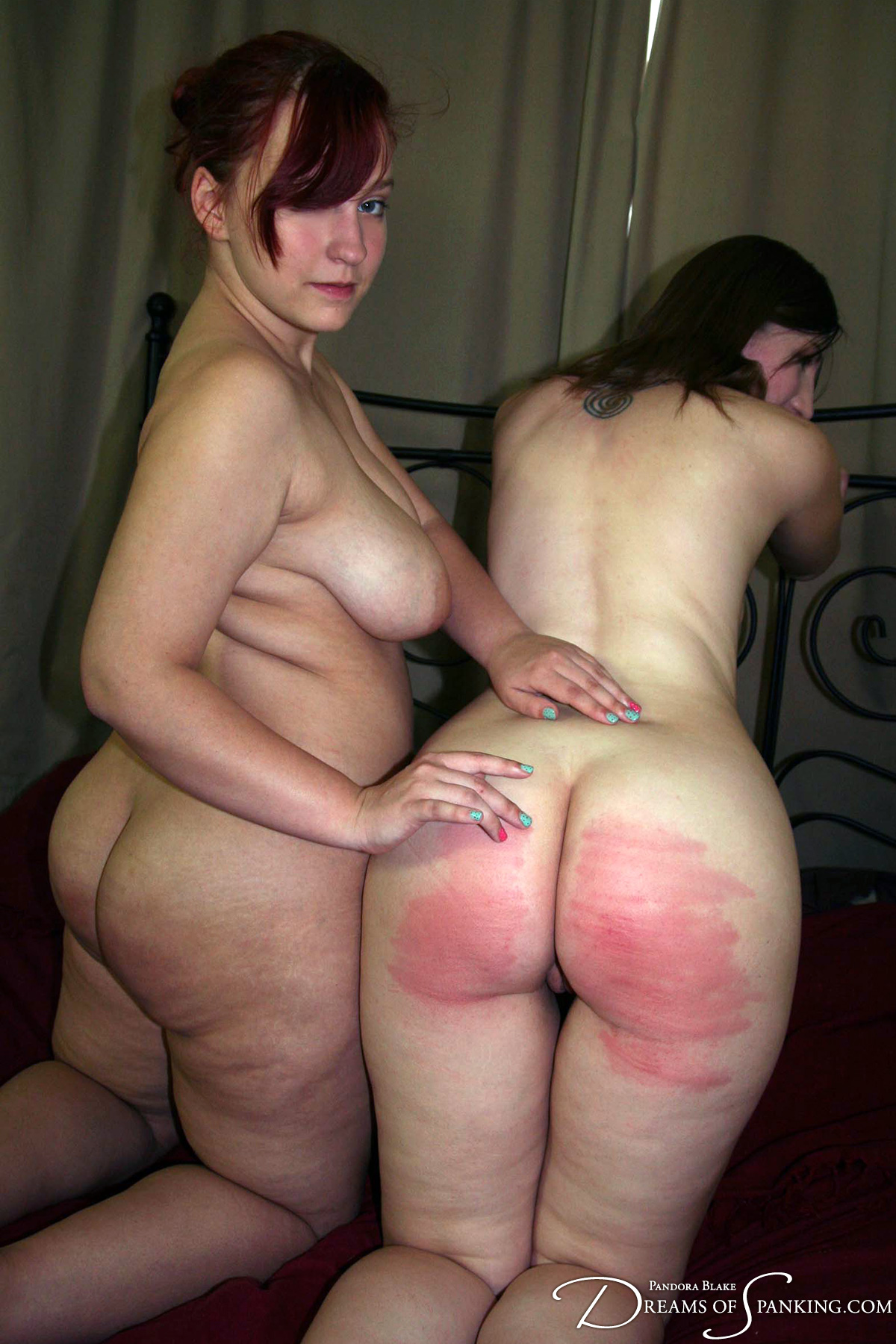Bruised Ass Bdsm