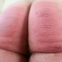 Behind the scenes photo 3 from Vincent's Sponsored Caning at Dreams of Spanking