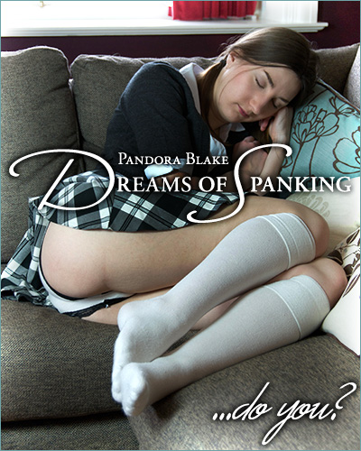 Pandora Blake dreams of spanking... do you?