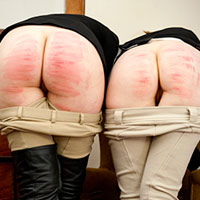 Preview thumbnail : Join the site to view After the Punishment and all other spanking scenes