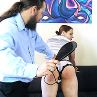 Join the site to view Our Au Pair and all other spanking scenes