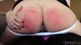 Join the site to view Back to School - part 2 and all other spanking scenes