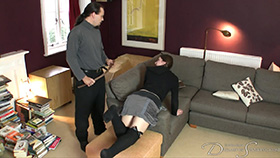 Join the site to view Backlash and all other spanking scenes