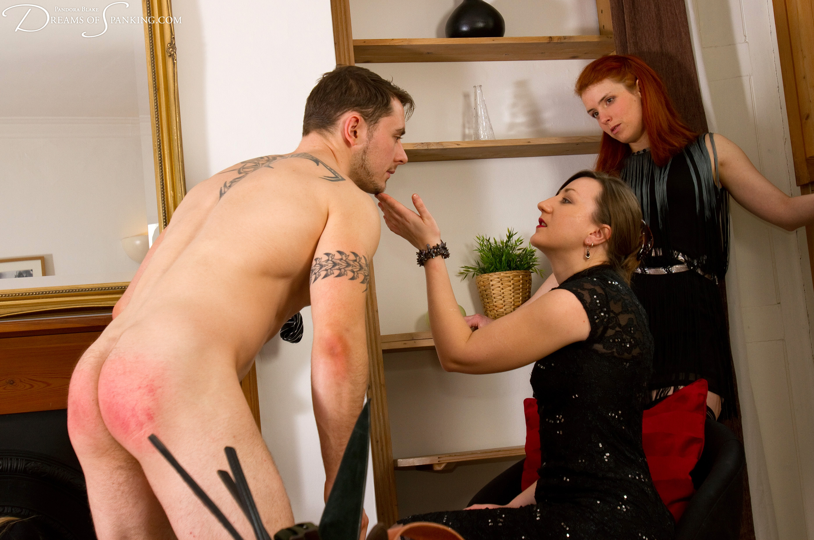 The Baroness has a new houseboy and plans to show him off...