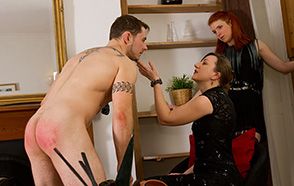 The Baroness' New Houseboy