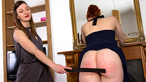 Click to view more previews of The Baroness' New Housegirls
