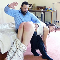 Join the site to view A Bedtime Spanking and all other spanking scenes