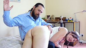 Click to view more previews of A Bedtime Spanking