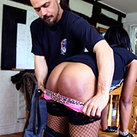 Join the site to view Biker Girl and all other spanking scenes