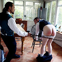 Join the site to view Boarding School Birching and all other spanking scenes