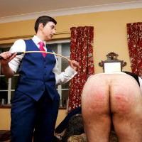 Join the site to view A Spot of Bother and all other spanking scenes