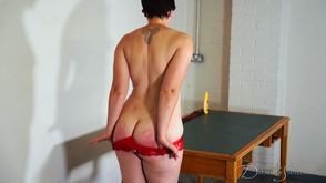 Click to view more previews of I Watched My Boyfriend's Judicial Strapping