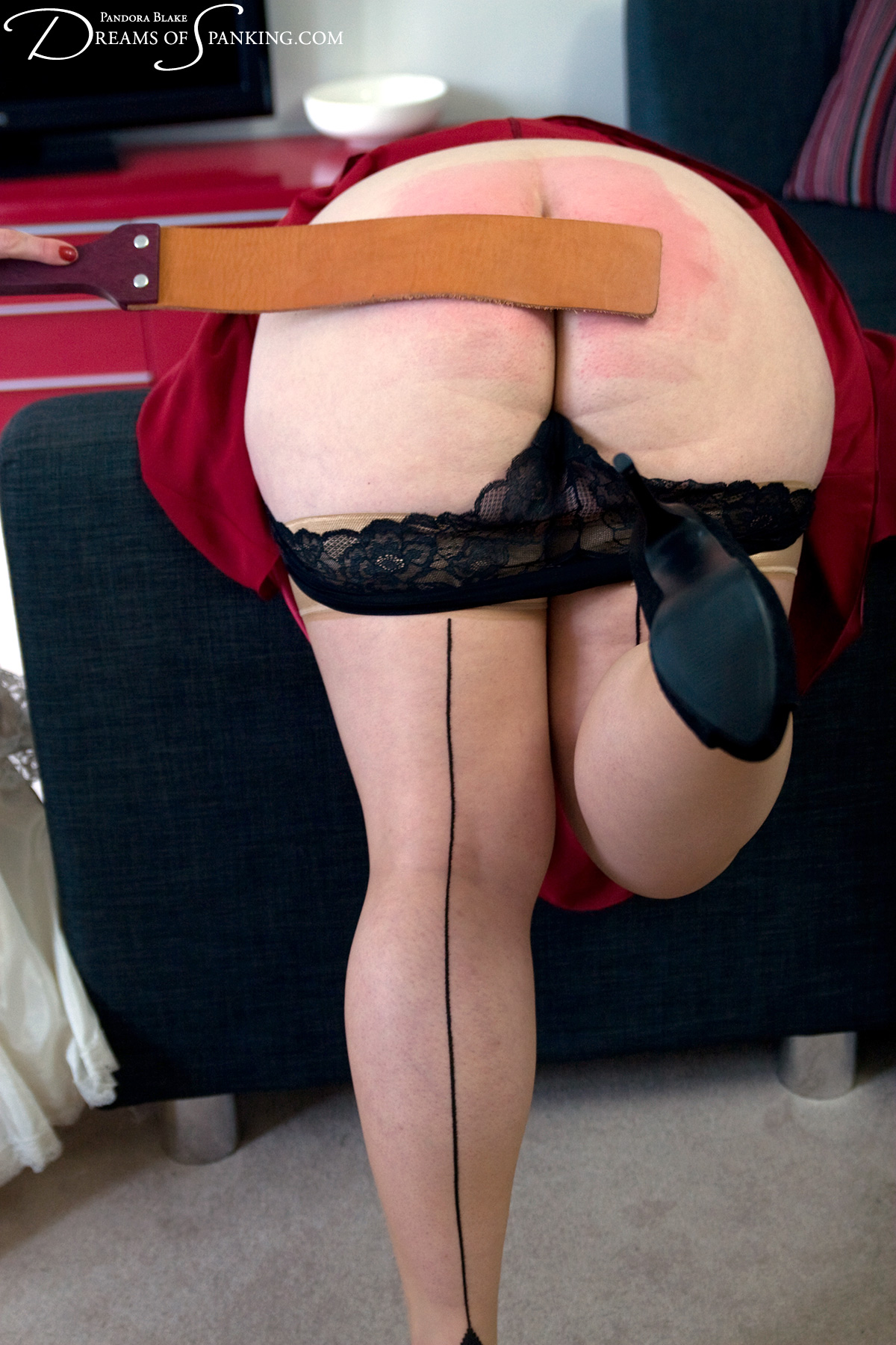 Bridal punishments at Dreams of Spanking
