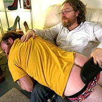 Join the site to view Brotherly Love and all other spanking scenes