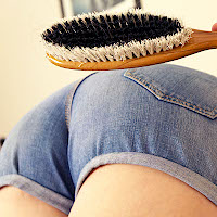 Preview thumbnail : Join the site to view Bent Over for the Brush and all other spanking scenes