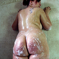 Preview thumbnail : Join the site to view Bath Bubbles and all other spanking scenes