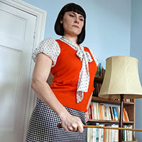 Join the site to view The Cane in the Cupboard and all other spanking scenes