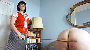 Click to view more previews of The Cane in the Cupboard