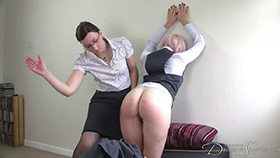 Join the site to view Introducing: the Cane and all other spanking scenes