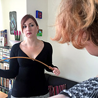Join the site to view Caned at Home and all other spanking scenes
