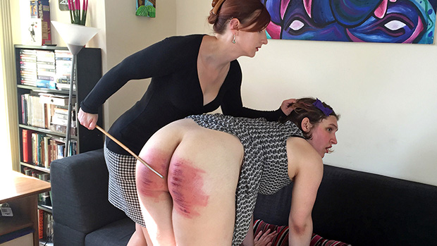 Click to view trailer for Caned%20at%20Home