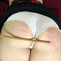 Join the site to view Caned Before Dinner and all other spanking scenes