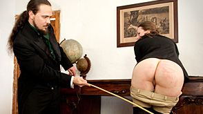 Click to view more previews of Caned in Jodhpurs