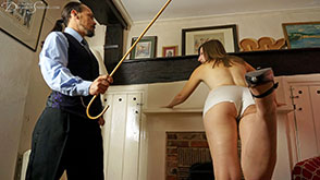 Click to view more previews of Caned in the Parlour