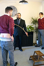 Caning Practice