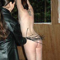 Preview thumbnail : Join the site to view Captive and all other spanking scenes
