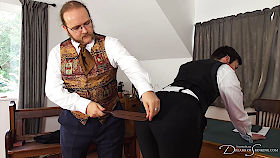Join the site to view Carpe Posterium and all other spanking scenes