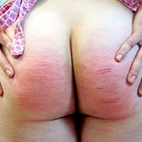Preview thumbnail : Join the site to view Cheesecake! and all other spanking scenes