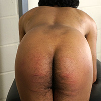 Behind the scenes photo 1 from The Clone's Training at Dreams of Spanking