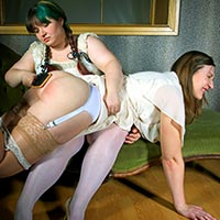 Preview thumbnail : Join the site to view Companions - I and all other spanking scenes