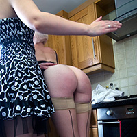 Join the site to view Cupcakes and all other spanking scenes