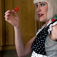 Behind the scenes photo 2 from Cupcakes at Dreams of Spanking
