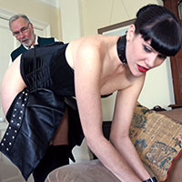 Join the site to view Curious Pleasures and all other spanking scenes