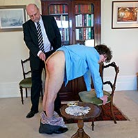 Join the site to view Sent to the Dean and all other spanking scenes