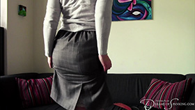 Join the site to view Discipline at the Academy and all other spanking scenes