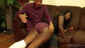 Join the site to view Domestic Discipline: the Credit Card and all other spanking scenes