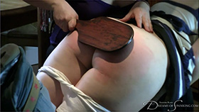 Join the site to view Eco-Spanking and all other spanking scenes